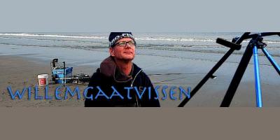 Willem gaat vissen